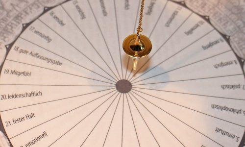 Spiritualität, Medialität, Pendel, Kommunikation